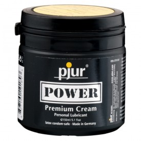 Лубрикант для фистинга pjur POWER - 150 мл.